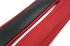 Pasy do akordeonu SZEROKIE BLACK/RED 96 bas