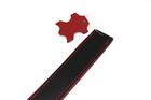 Pas basowy akordeonu BLACK-RED 3,8cm / 4,5cm / 5cm (4)