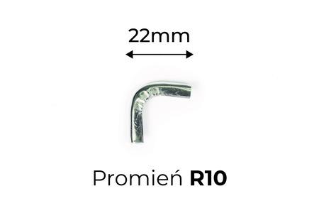 Narożnik miecha R10 - 22mm (1)