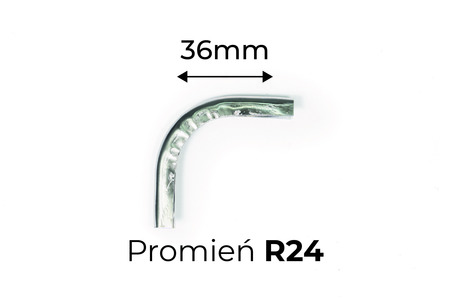 Narożnik miecha R24 - 36mm (1)